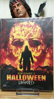Halloween Rob zombie mediabook