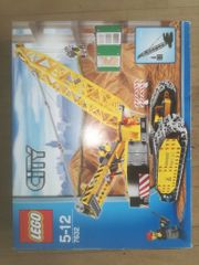 Lego City Kettenkran - CRAWLER CRANE