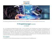 IT-Projektmanager m w d