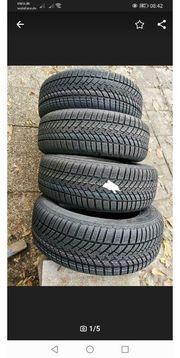4x M S Reifen 205-55-R16