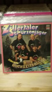 Volksmusik Vinyl LP Langspielplatte