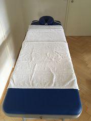 Biete mobile Massage