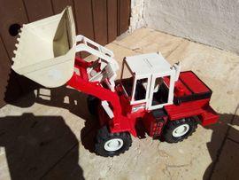 Bild 4 - Kinder Sandfahrzeuge Spielfahrzeuge Radlader und - Freising Lerchenfeld