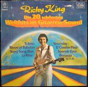 LP- Ricky King - Die 20