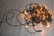 Lichterkette mit 35 Stück Glühlämpchen