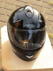 Akira Motorradhelm wie neu Größe