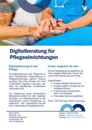 Digitalberatung für Gesundheitseinrichtungen