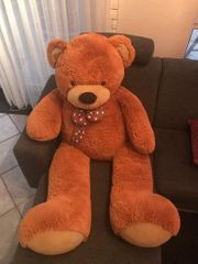 Teddybärr XXL - wie neu - 160