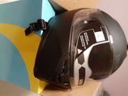 Motorrad Helm Vollvisier