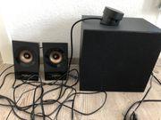 Logitech Musikanlage