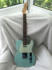 Fender Customshop 63er Telecaster Relic