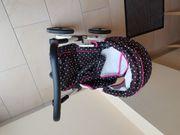 Kinder-Puppenwagen Brio