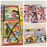 DVD Kinder Barbie Horseland Dora