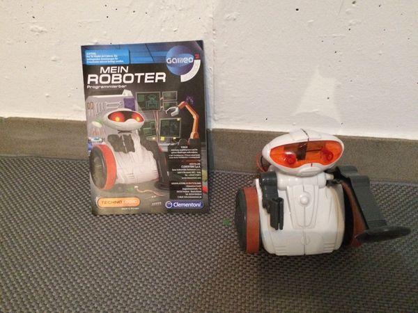 Galileo Mein Roboter e