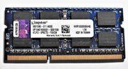 Kingston DDR3 SODIMM 4GB 2x204pin