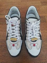 dsquared Sneaker 46 weiß schwarz