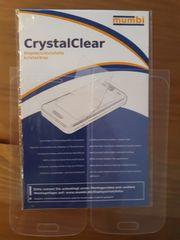 2x Crystal Clear Displayschutzfolie für