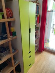 Ikea Schrank STUVA grün