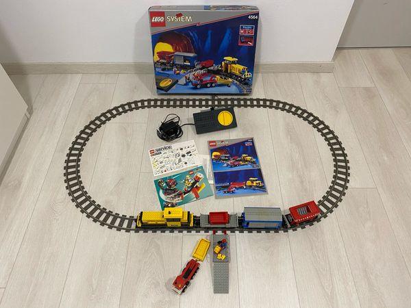 Lego 4564 - 9V Eisenbahn - Vollständig