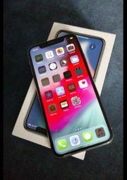 IPhone X 64 GB silber
