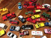 Siku Matchbox und co - Spielzeug-Autos
