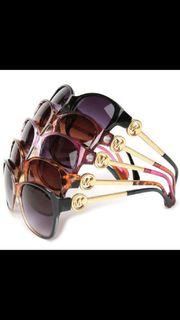 schöne neue Sonnenbrille