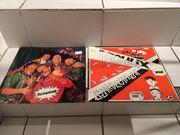 2 Schallplatten von Die Frohlix