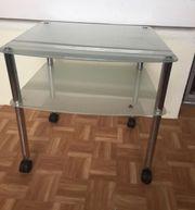 Tisch aus Sicherheitsglas