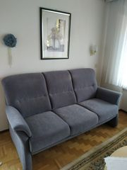 Couch 3-Sitzer NOVALIFE® Microfaser Top