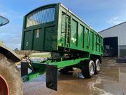 Bailey 18t Beet-Heaper trailer
