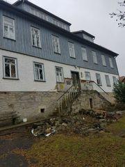 Altes Forsthaus zu verkaufen