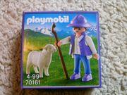 PLAYMOBIL 70161 Schäfer mit Lamm