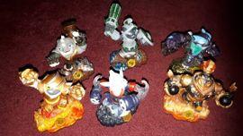 Bild 4 - Skylander viele Figuren mit Spiel - Lorsch