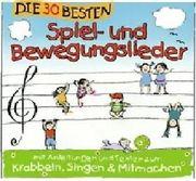 CD Spiel- und Bewegungslieder