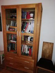 Vitrine Holz Dänisches Bettenlager 100