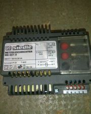 Netzgleichrichter Siedle NG 407-0