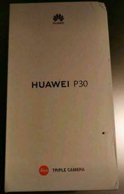 Huawei P30 Hülle inkl Versand