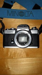 Fotokamera Minolta XD7