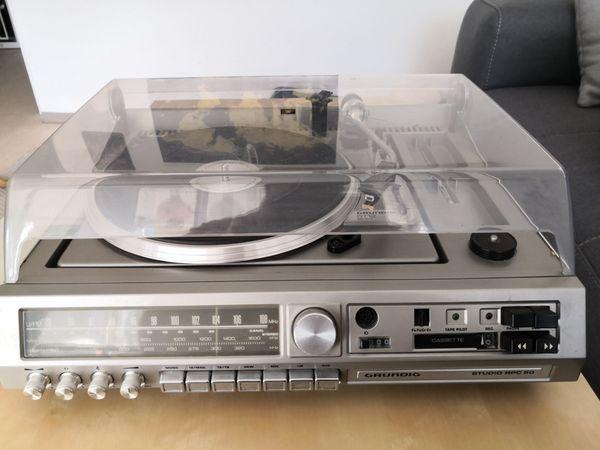 Grundig Studio RPC 50 Schallplattenspieler
