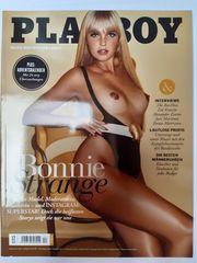 Playboy Dezember 2018 - Bonnie Strange