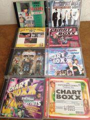 CDs ca 46 Stück