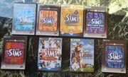 Die Sims PC Spiele Erweiterungspacks
