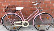 ACTIVE 3-Gang Damen City-Fahrrad Vintage