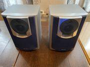 zwei AIWA Boxen Lautsprecher