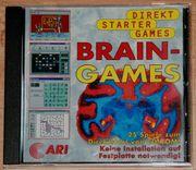 CD-ROM - Brain-Games - PC-Spiele - Gehirn-Training - ab