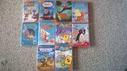 10 Kinder DVDs