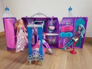 Barbie Sternenschloss - Sternenlicht 3 Barbies -
