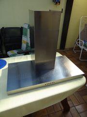 Dunstabzugshaube Edelstahl 90 cm