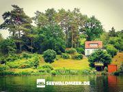 Ferienhaus SeeWaldMeer direkt am See