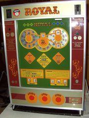 Royal Geldspielautomat von Th Bergmann
